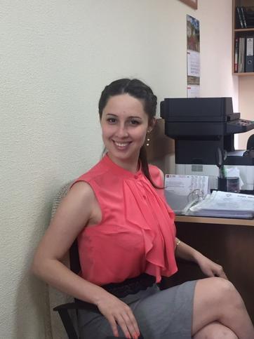 Мария Лисицына