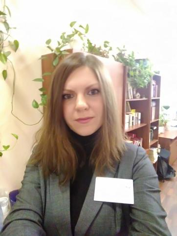 Евгения Квитка