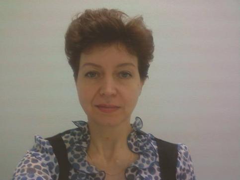 Ирина Афиногенова