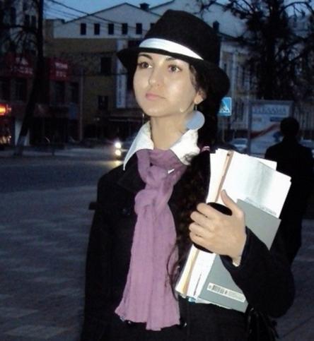 Виктория Байрамова