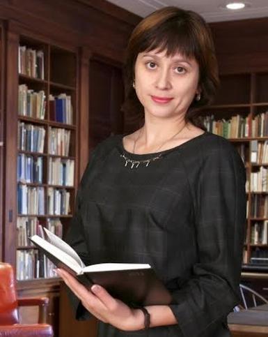 Оксана Ермилова