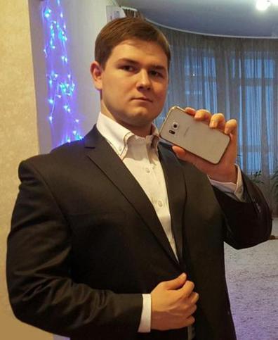 Павел Чернин