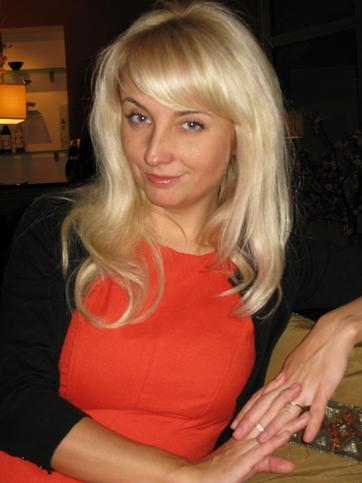 Ольга Жоховец