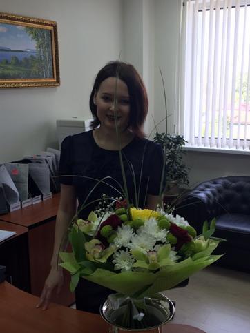 Ирина Калюжнова
