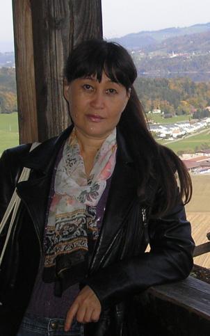 Нина Лефлат