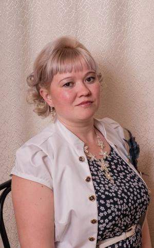 Ирина Бегитова