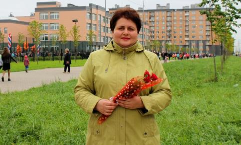 Марина Насоновская