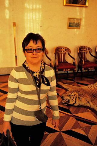 Антонина Скворцова