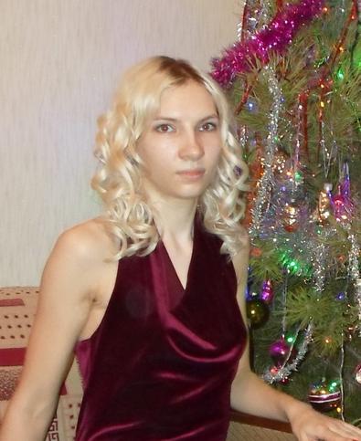 Алена Мещерякова