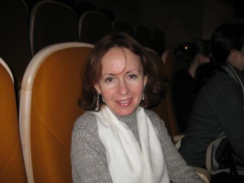 Лариса Чирикова