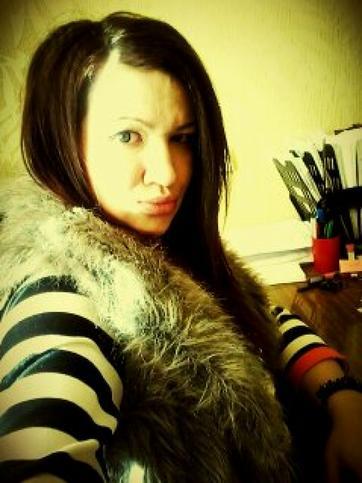 Анастасия Оборина