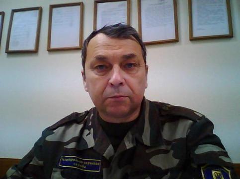 Олег Бегунов