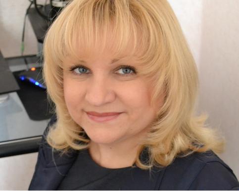 Людмила Барыбина