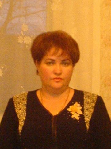Ирина Захаренко