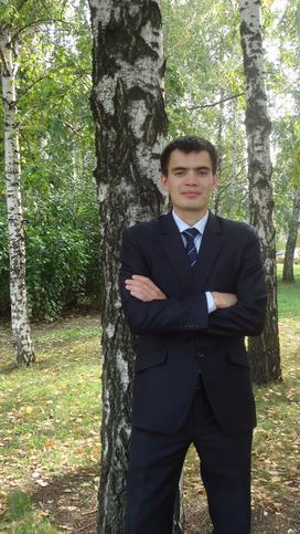 Рустам Мустафин
