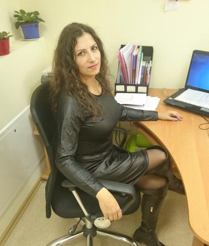 Ольга Андреевна Севцова