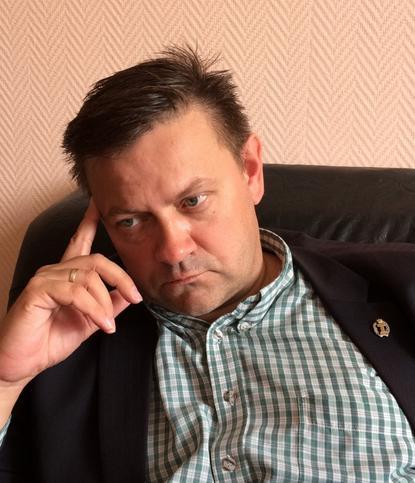 Олег Есаулов