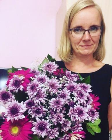 Наталья Сутормина