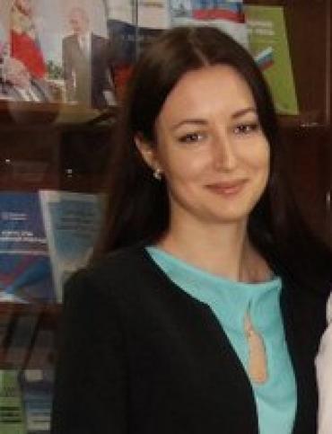 Виктория Ляпина
