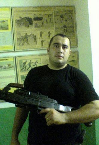 Александр Люберицкий