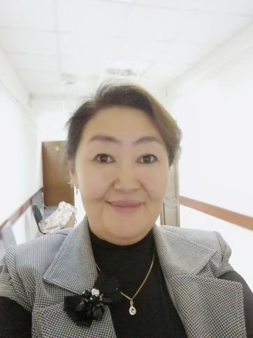Марианна Федотова