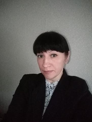Галина Дворникова