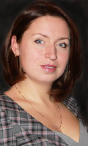Марина Кичигина