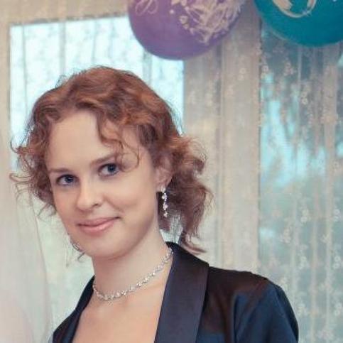 Марина Преображенская