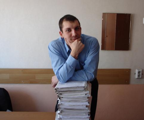 Максим Семиколенов