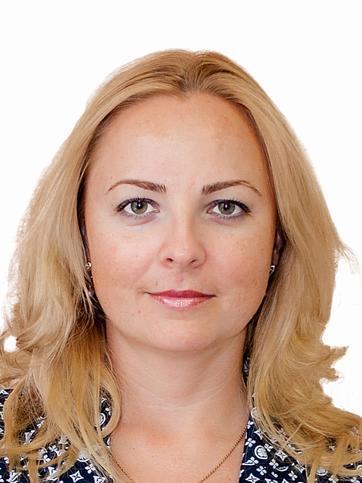 Олеся Гелей