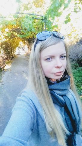 Евгения Витальевна Победоносцева