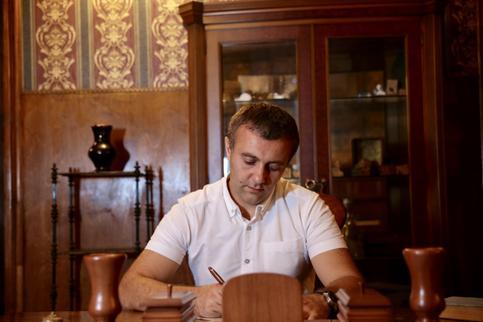Василий Гребешков