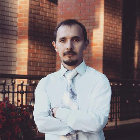 Константин Убушаев