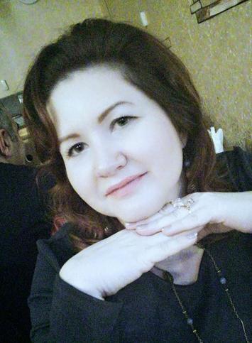 Любовь Пакелькина