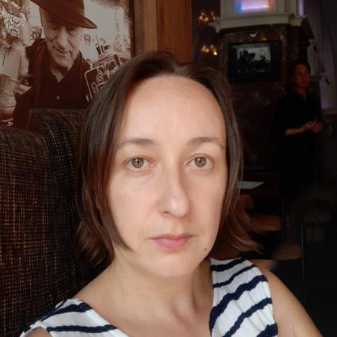 Ирина Ромашкина