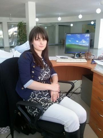 Мадина Нажмудинова