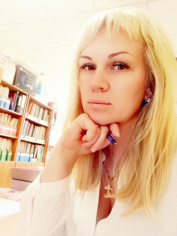 Ольга Сорокоус