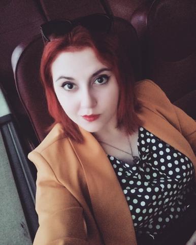 Александра Кряжева