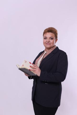 Анна Блохина