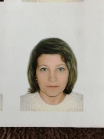 Ольга Гончар