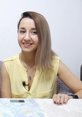 Олеся Белоцерковская