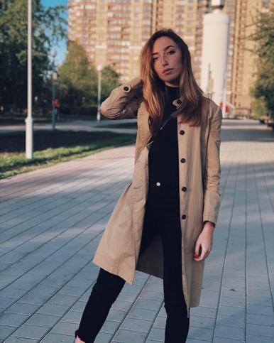 Евгения Пантелеева