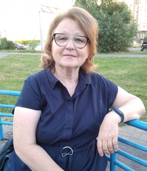 Людмила Орденова