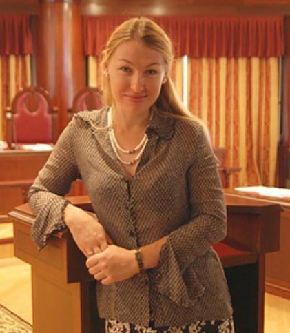 Екатерина Говоркова