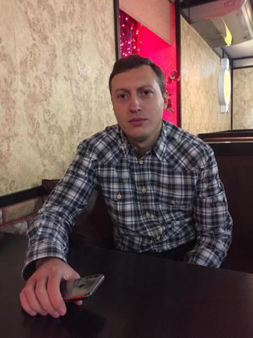 Сергей Карпушкин
