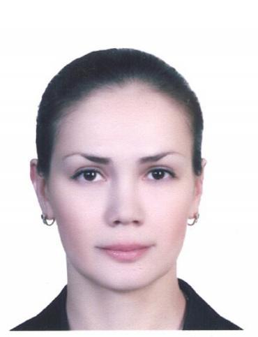 Марина Ниценко