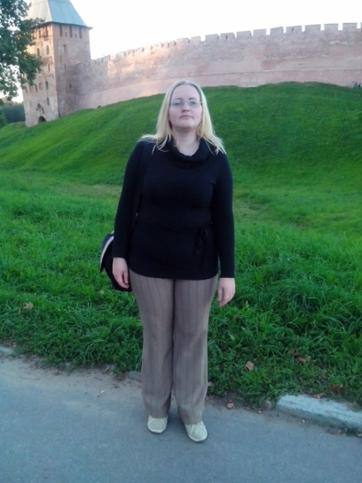 Виктория Усольцева