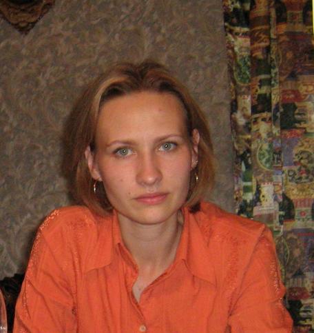 Анна Сухарева