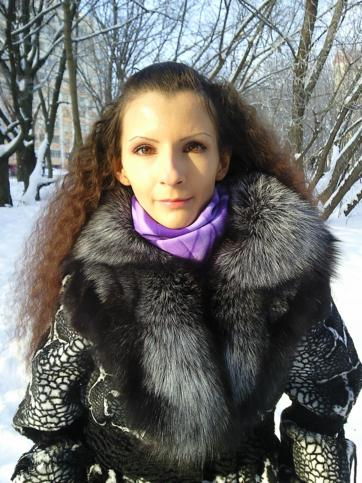 Екатерина Голощапова