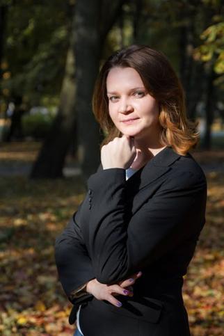 Анастасия Жаврид